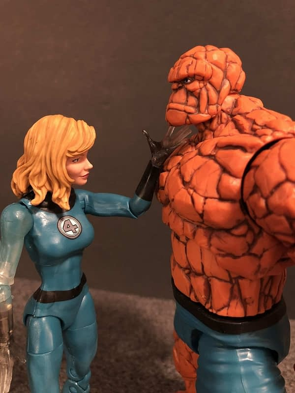 Marvel Legends The Thing Figure 12