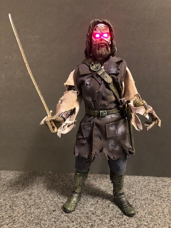 NECA The Fog Captain Blake Figure 3