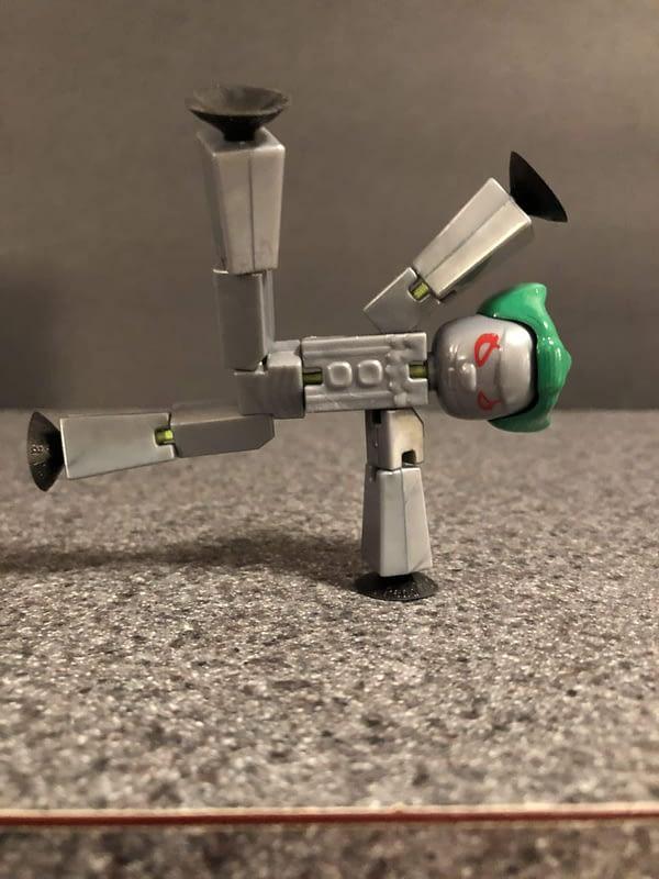 Trick or Treat Toys Stick Bots 3
