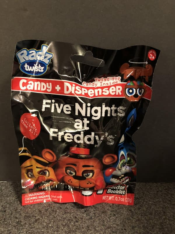 Trick or Treat Toys Five Nights at Freddy's Candy Dispenser 2