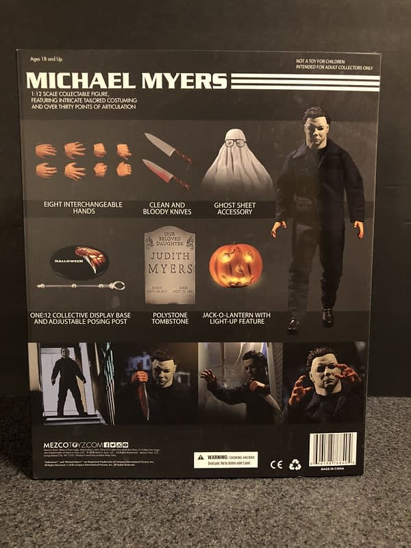 One:12 Collective Halloween Michael Myers 3