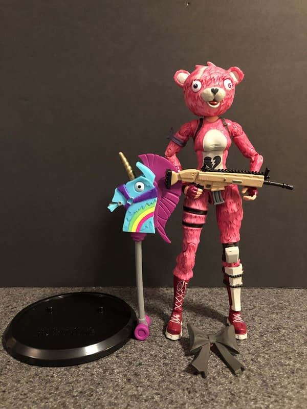 McFarlane Toys Fortnite Cuddle Team Leader Figure 3