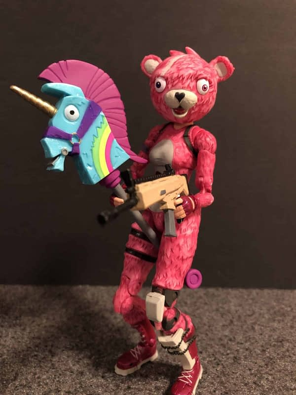 McFarlane Toys Fortnite Cuddle Team Leader Figure 4