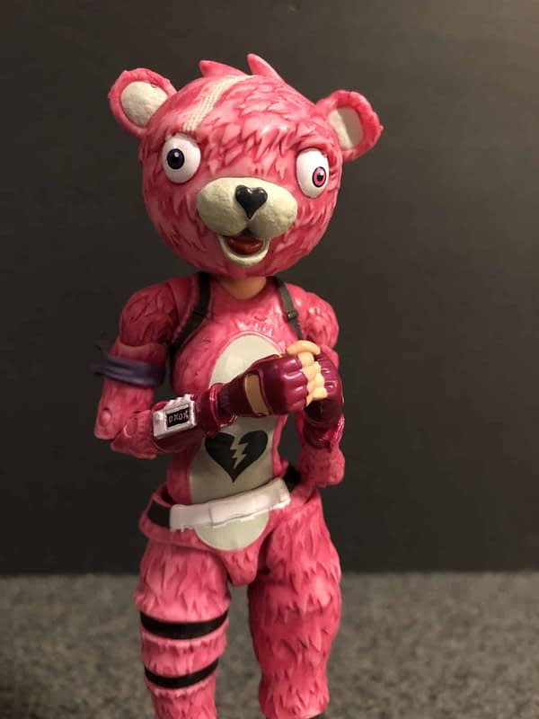 McFarlane Toys Fortnite Cuddle Team Leader Figure 7