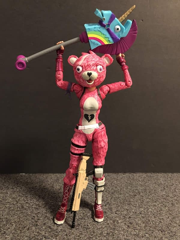 McFarlane Toys Fortnite Cuddle Team Leader Figure 10