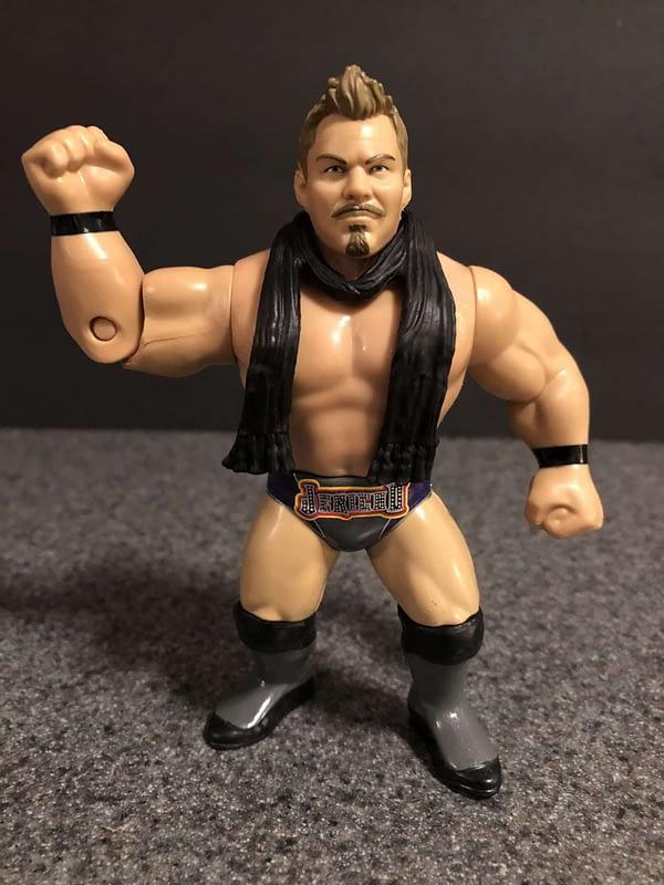 Mattel WWE Retro Figures 5