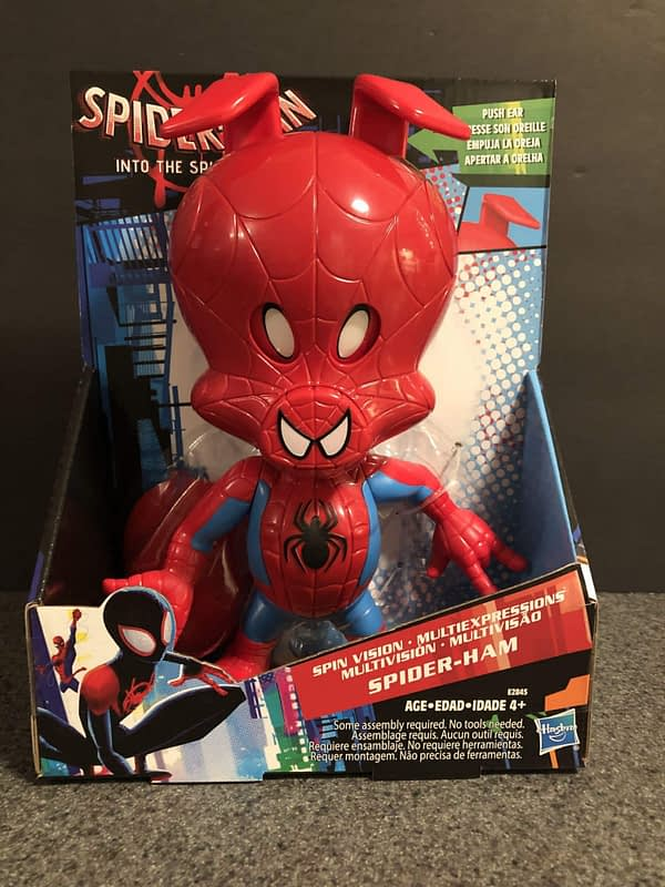 Hasbro Into the Spider-Verse Spider-Ham 1