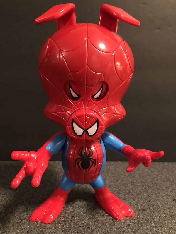 Hasbro Into the Spider-Verse Spider-Ham 3