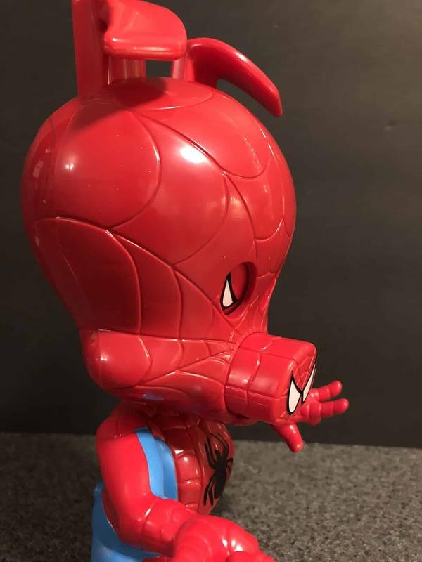 Hasbro Into the Spider-Verse Spider-Ham 4