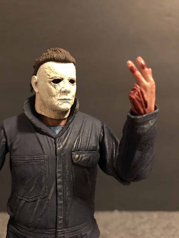 NECA Halloween 2018 Michael Myers 9