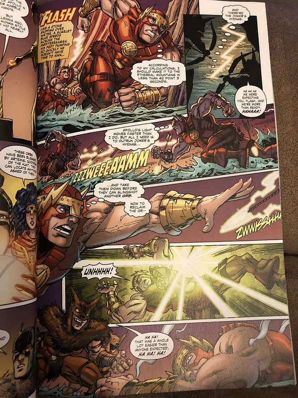 DC Primal Age 100-Page Giant 3