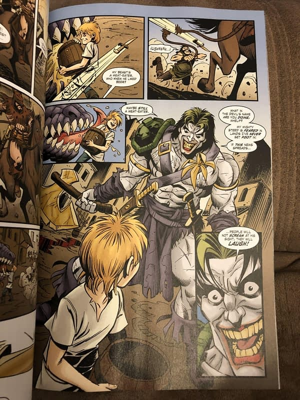 DC Primal Age 100-Page Giant 10