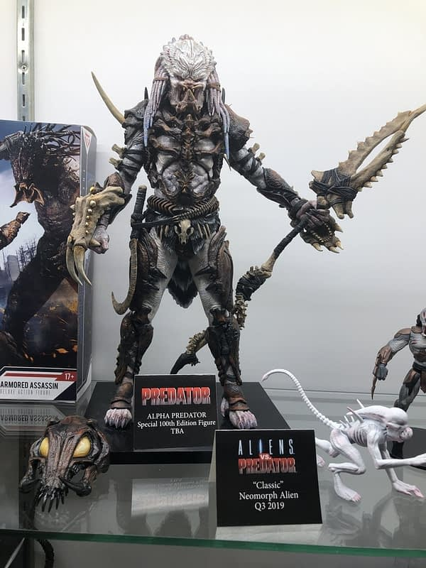 NECA New York Toy Fair 11