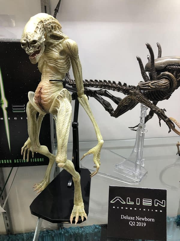 NECA New York Toy Fair 14