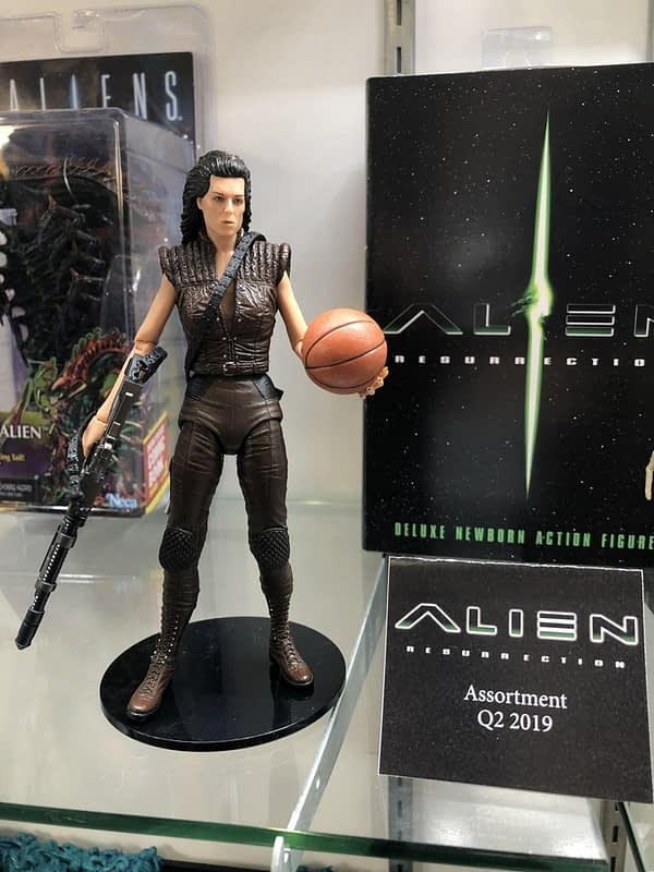 NECA New York Toy Fair 17