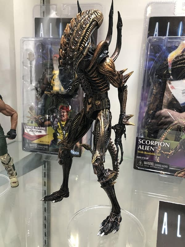 NECA New York Toy Fair 19