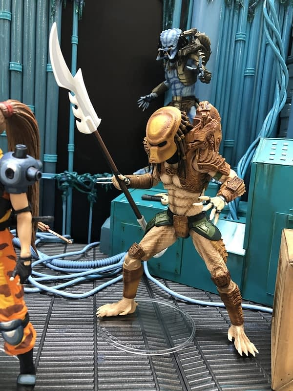 NECA New York Toy Fair 23