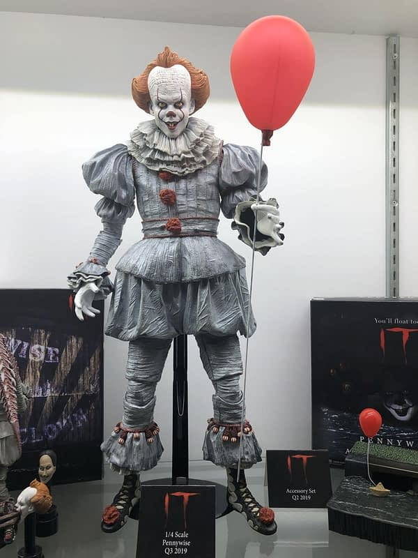 NECA New York Toy Fair 30
