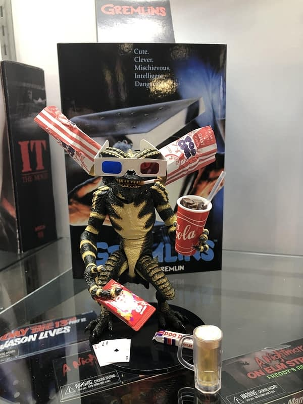NECA New York Toy Fair 34