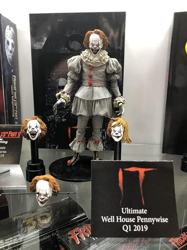 NECA New York Toy Fair 36