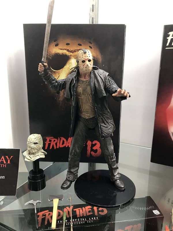 NECA New York Toy Fair 38