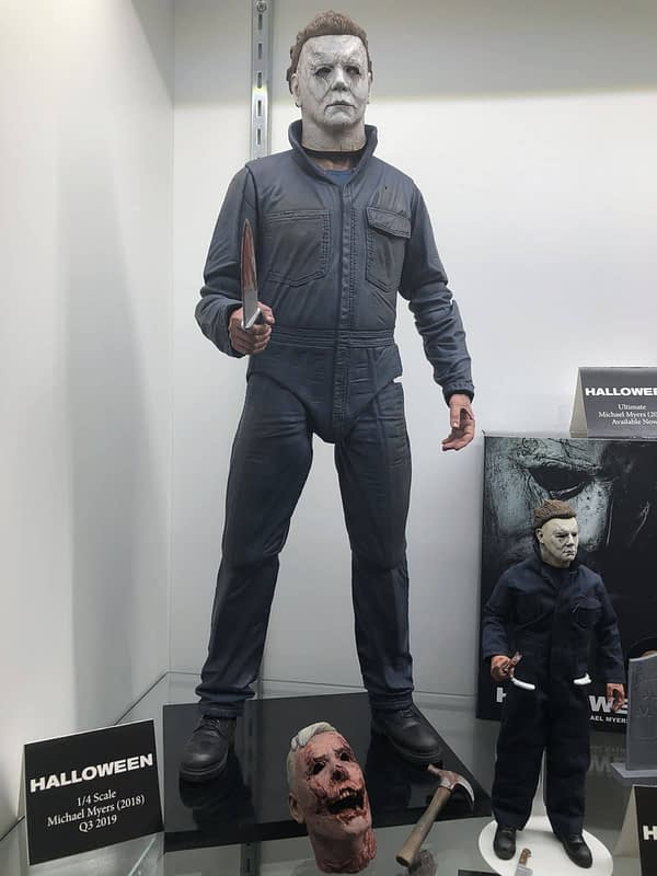 NECA New York Toy Fair 39