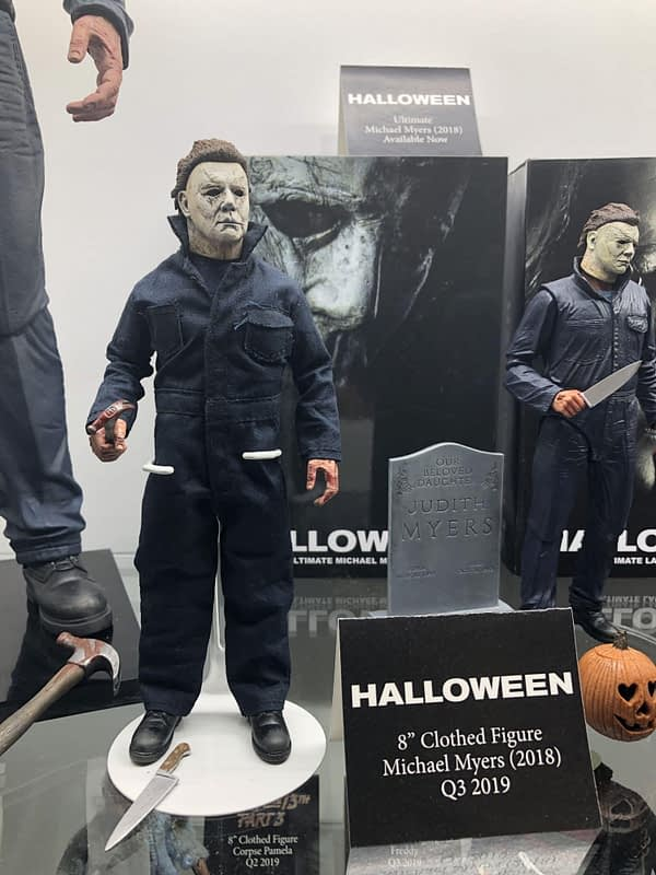 NECA New York Toy Fair 40