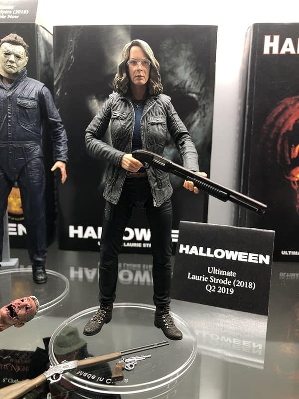NECA New York Toy Fair 41
