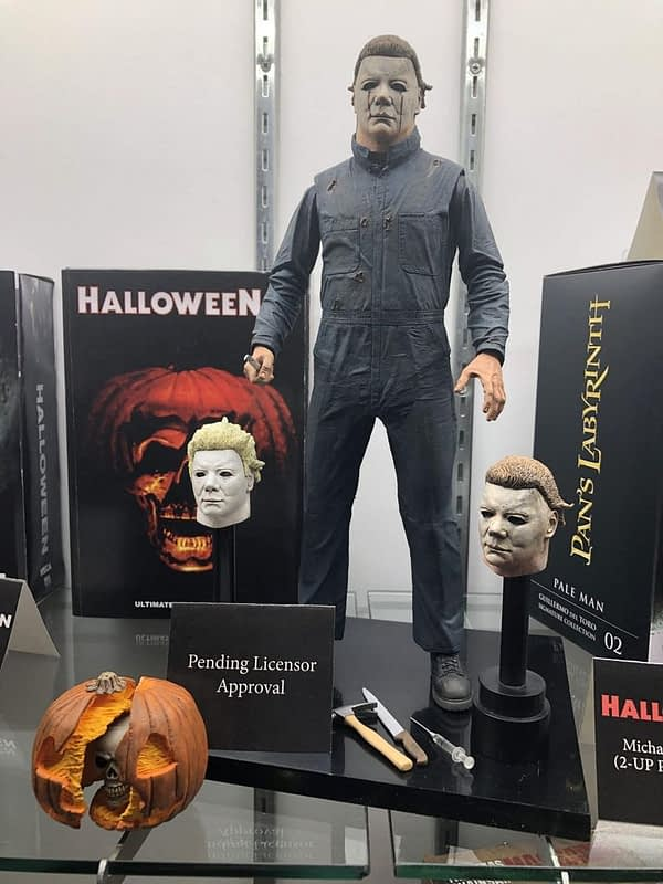 NECA New York Toy Fair 42