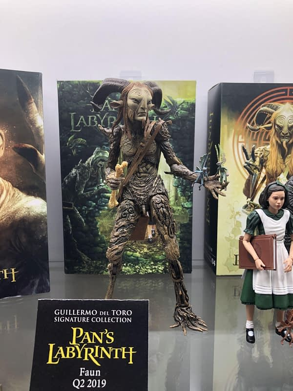 NECA New York Toy Fair 44