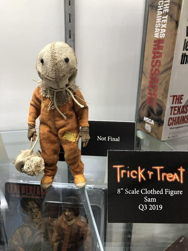 NECA New York Toy Fair 47