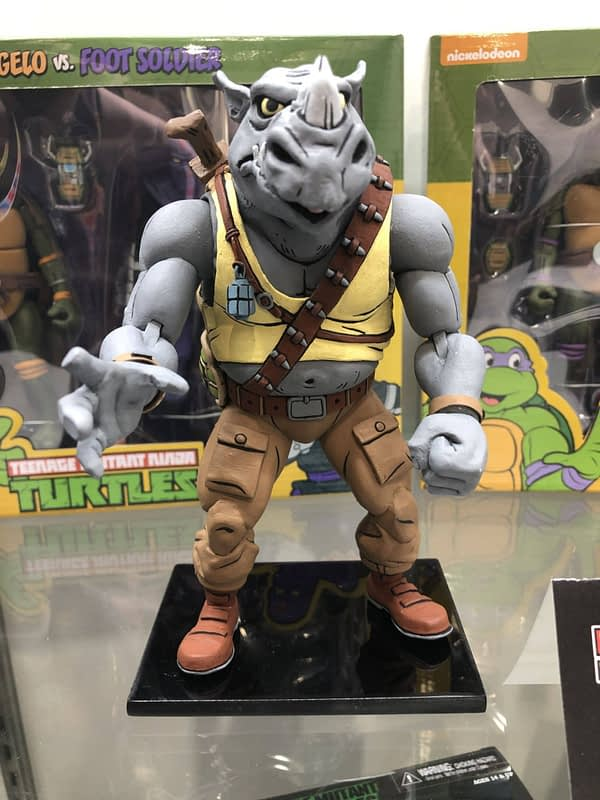 NECA New York Toy Fair 60
