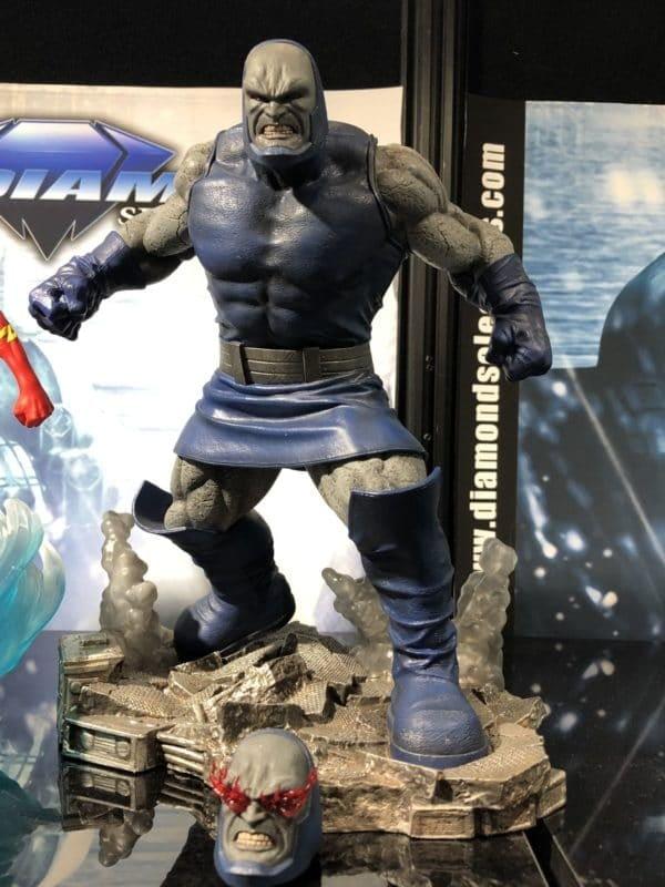 Toy Fair DST Darkseid Gallery Statue