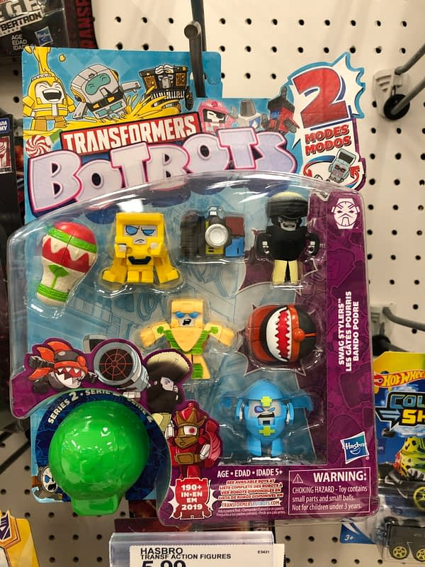 BC Toy Spotting: Avengers Galore! Star Wars LEGO, Godzilla, Detective Pikachu, Fortnite, and More!