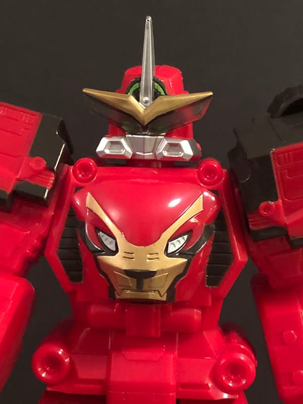 Let's Take a Look at Hasbro's Power Rangers Beast Morphers Line