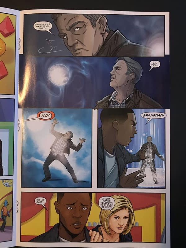 BC FCBD Roundup: Doctor Who: The Thirteenth Doctor Starts at #00