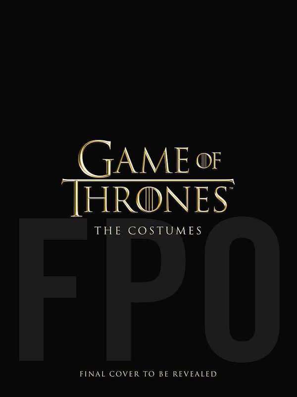 Michelle Clapton Says New 'Game of Thrones' Costume Book Coming