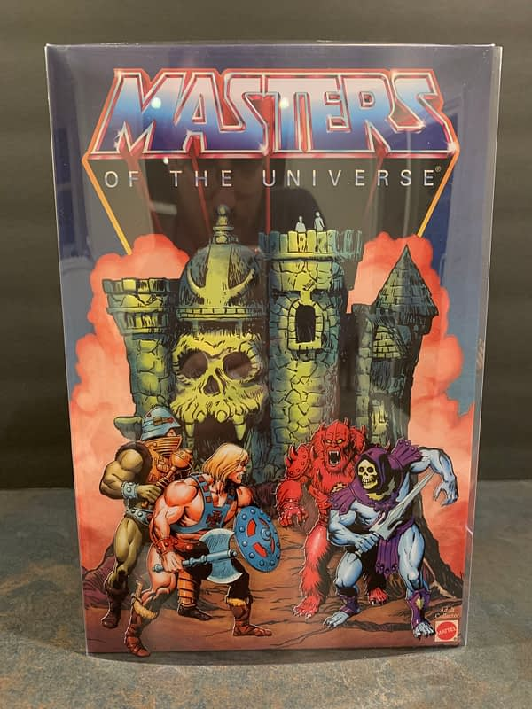 Masters of the Universe Origins- Let's Look at the SDCC Debut Set