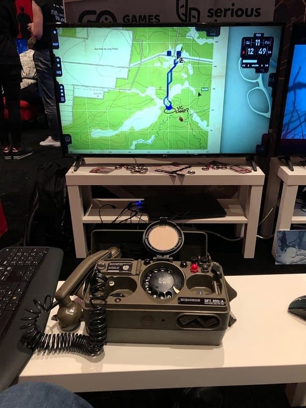 """10-4 Captain! We Tried Out """"Radio Commander"""" At PAX West 2019"""
