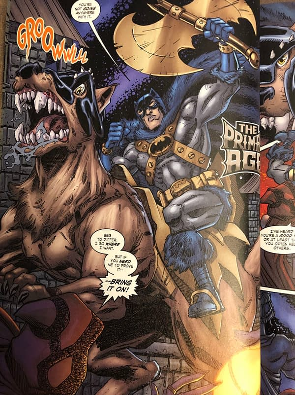 DC Primal Age 100-Page Giant 2