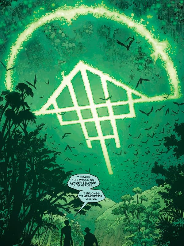 Is The DC Comics Timeline Already Screwed? Doom Sigils (Spoilers)