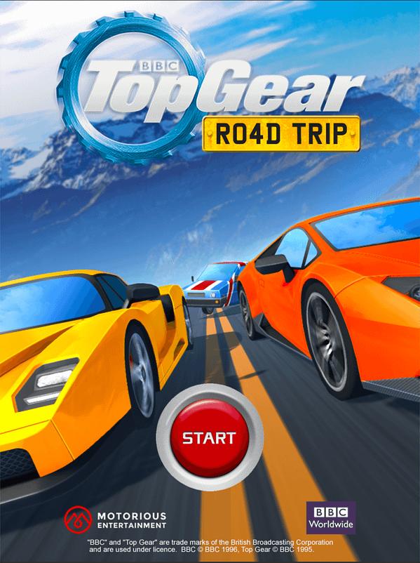Top Gear Road Trip