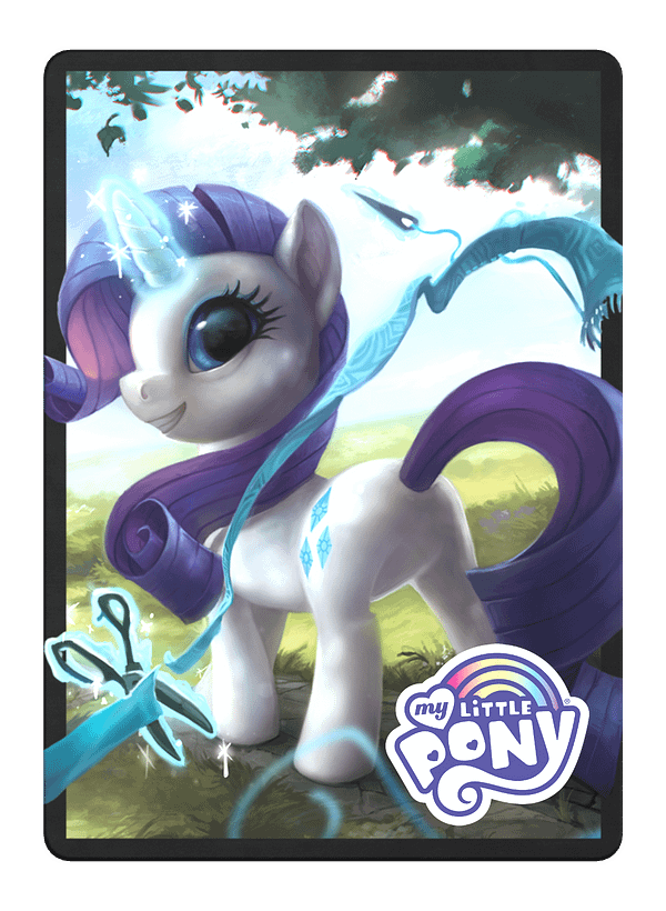"""My Little Pony"" & ""Magic: The Gathering"" Crossover Planned"