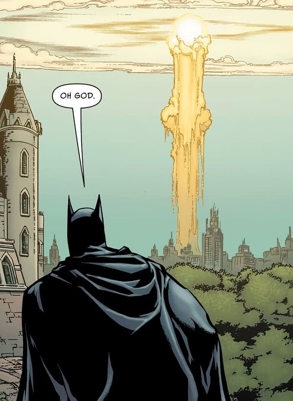 How the Arkham Knight Ruins Batman's Life in Detective Comics #1001 (Spoilers)
