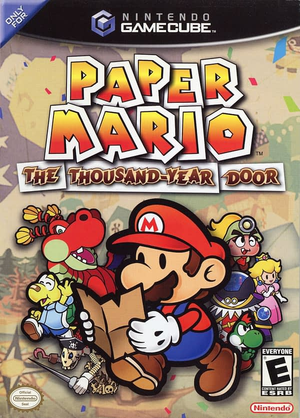 """Fans Are Trying To Get """"Paper Mario: The Thousand-Year Door"""" Remastered"""