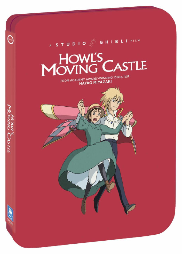 Studio Ghibli Classics 'Ponyo' and Howl's Moving Castle Getting Steelbook Release