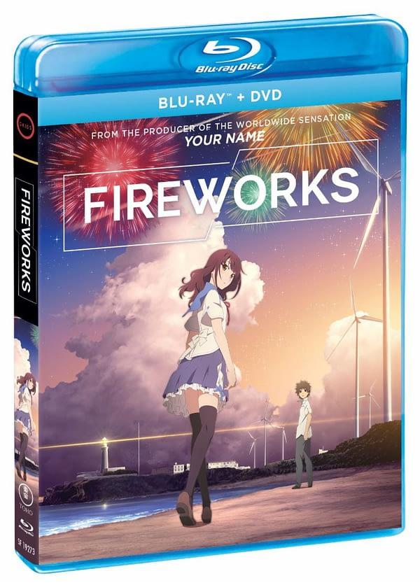 Fireworks Blu Ray Cover