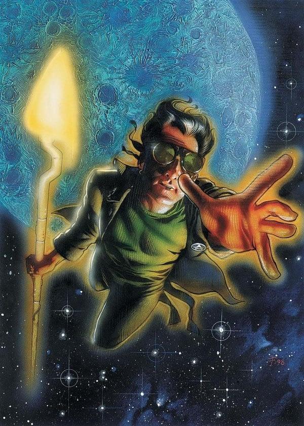 Starman Legends of Tomorrow season 3