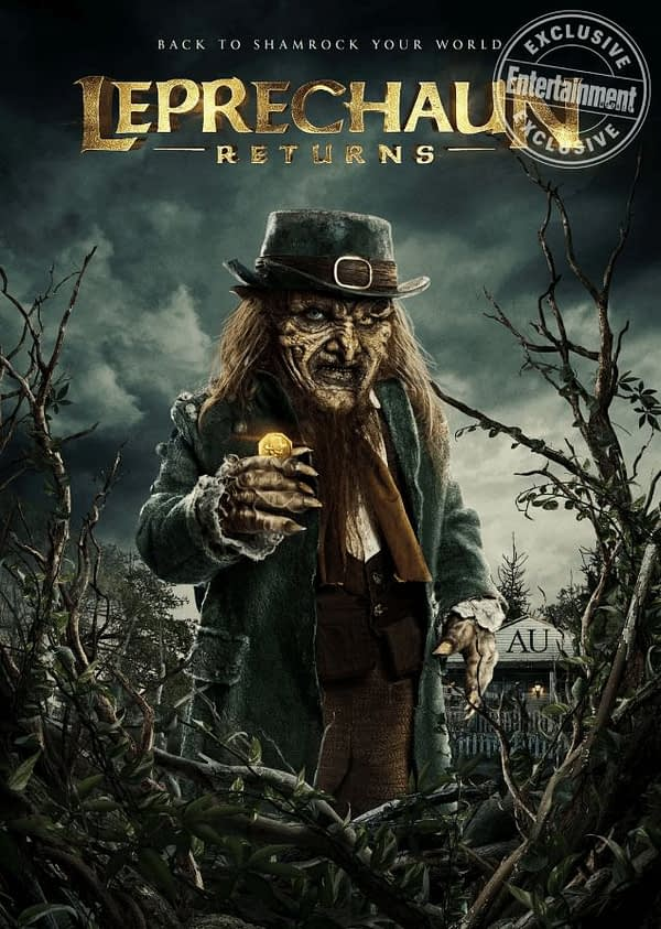 Leprechaun Returns Poster 2