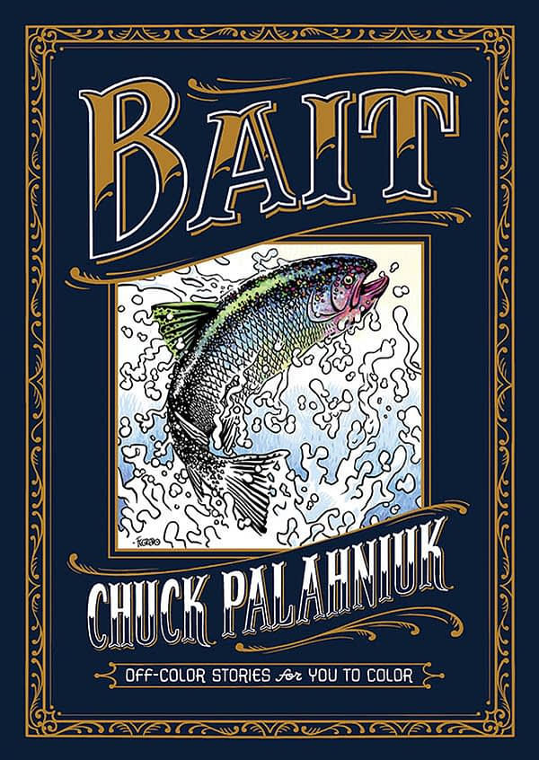 bait coloring book
